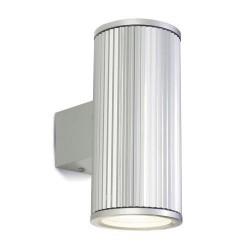 Lampada applique grigio da esterno - TEMIS