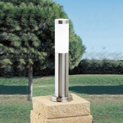 Lampioncino 45cm da esterno acciaio inox - ELECTRA