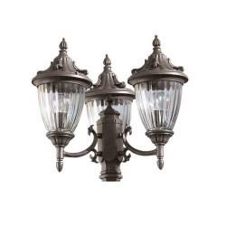 Lanterna per lampione color ruggine - GALATEA