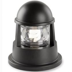 Lanterna sopra-muro da esterno grigio scuro - ODIN