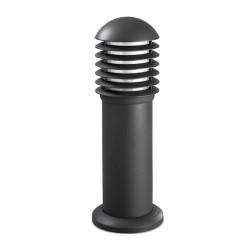 Lampioncino 50cm da esterno grigio scuro - BALIZAS