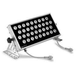 Bagna parete LED 48W 4046LM 2900K color alluminio - RAY