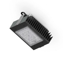 Kit LED 30W 3103LM simmetrico per sostituzione in lampioni stradali