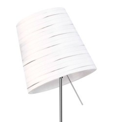 Paralume bianco Ø200mm