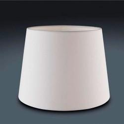 Paralume bianco Ø260mm