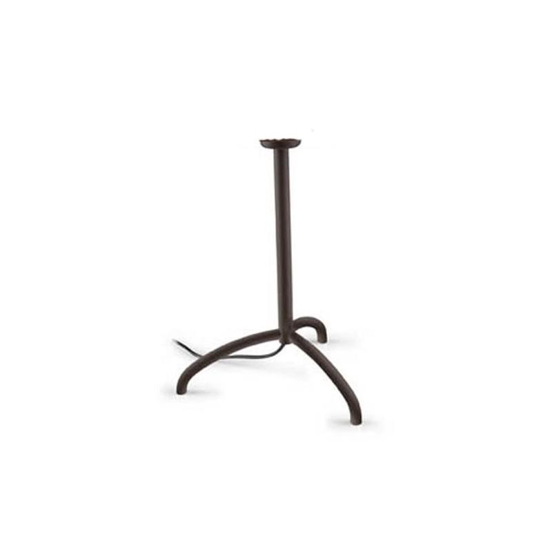 Struttura lampada da tavolo, marrone ossidato - SPICA