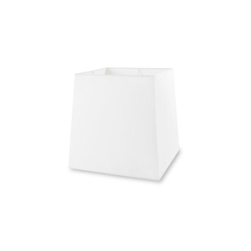 Paralume color bianco 300mm
