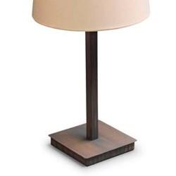 Struttura lampada, marrone invecchiato - TORINO