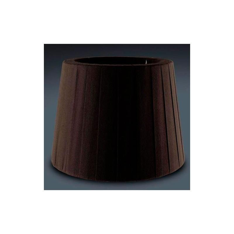 Paralume color marrone Ø330mm