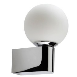 Applique da bagno LED 300LM, cromo - ORION