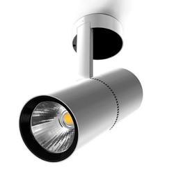 Faretto riflettore LED 33W 3000lm 3000K CRI+90 24º bianco