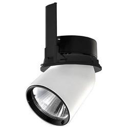 Proiettore LED a incasso 28W 3000lm 3000K CRI+80 15º bianco
