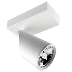 Faretto riflettore QR111 G53 bianco