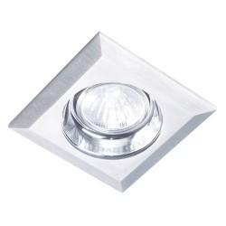 Downlight a incasso GU5.3 bianco