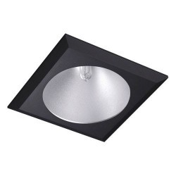 Downlight a incasso HIT-TC nero