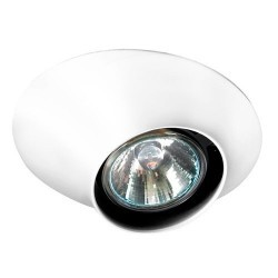 Downlight a incasso QR-CBC51/MR16 bianco