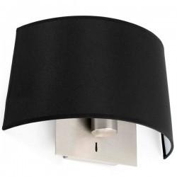 Lampade applique nero Faro VOLTA