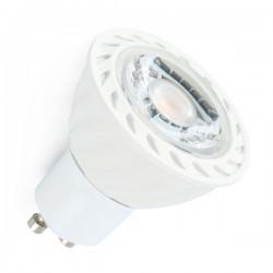 Lampadina LED GU10 8W 500lm 2700K 38º Dimmerabile