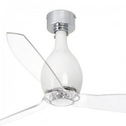 Ventilatore da Soffitto bianco Faro NOVA