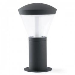 Lampioncini LED 330mm Faro SHELBY grigio scuro