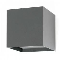 Applique LED 810lm Faro VERTICE grigio scuro