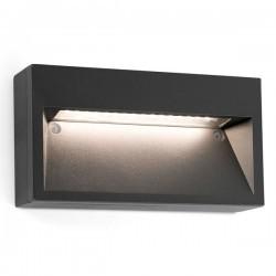 Applique LED 210lm Faro MUST-3 grigio scuro