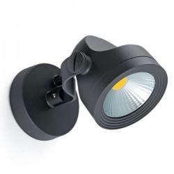 Applique LED 390lm Faro PATH grigio scuro