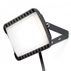 Faretto LED 1077lm Faro ALFA grigio scuro