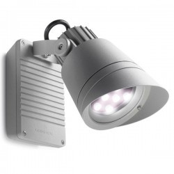 Proiettore LED 19.5W 1458lm 3000K 11º Leds-C4 POWELL grigio