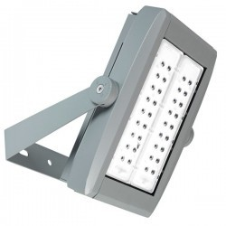 Proiettore LED 11W 1134lm 3000K 25º Leds-C4 APRIL grigio urbano