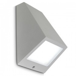 Applique LED 10.6W 3000K 1288lm Leds-C4 ANGLE bianco