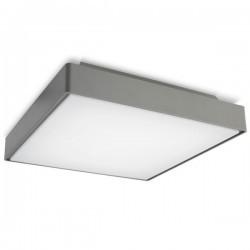 Plafoniera LED 43W 4000K 5508lm Leds-C4 SOLID grigio