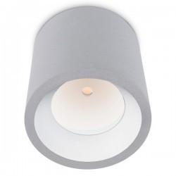 Plafoniera LED 19W 3000K 2268lm Leds-C4 KOSSEL grigio