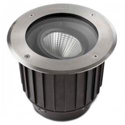 Lampada a incasso LED 6W RGB DMX Leds-C4 GEA acciao 316