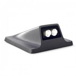 Lampada a incasso LED 24W 4000K 2995lm Leds-C4 GEA acciao 316