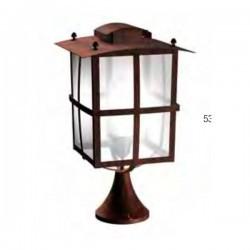 Lampada LED 16.8W 3000K 1801lm Leds-C4 COMPACT grigio urbano