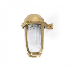Iluminación Interior Appliques Faro BORDA APLIQUE LATON 1xE27 60W