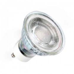Lampadina LED GU10 7W 3000K 38° 540Lm
