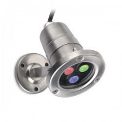 Lampada SUMERGIBLE AQUA 3 x LED CREE 6.5W  PULIDO Leds C4