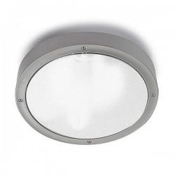 Lampada PLAFON BASIC 39 x LED 14.5W  GRIS Leds C4