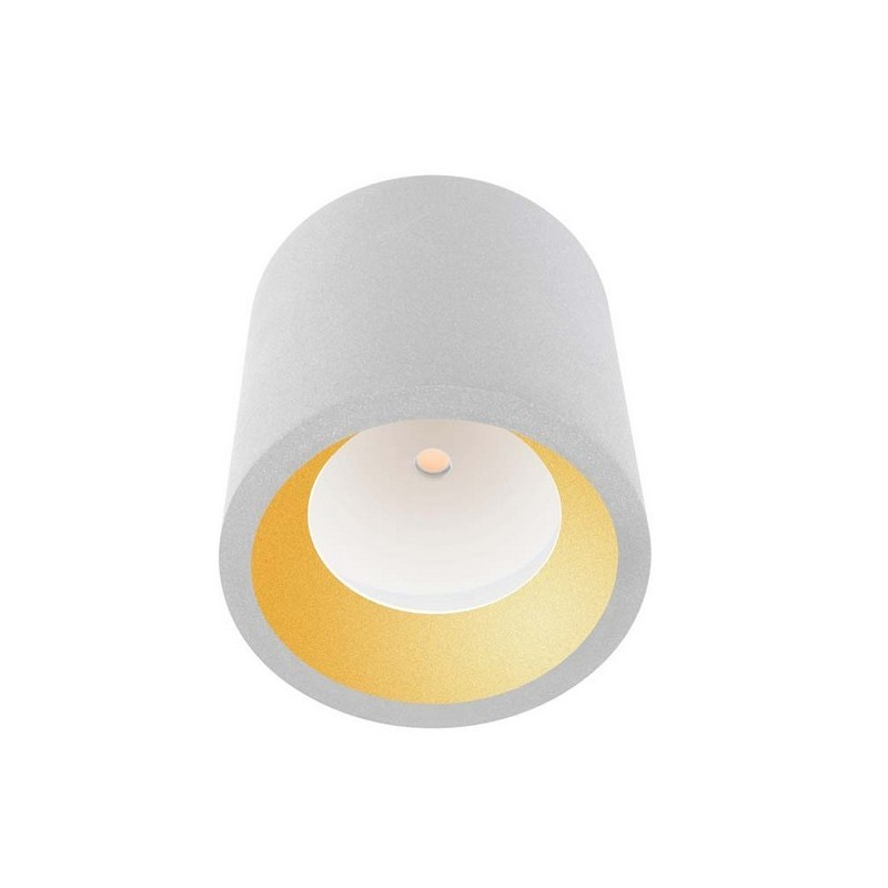 Lampada PLAFON COSMOS 1 x LED CREE 12W  BLANCO Leds C4