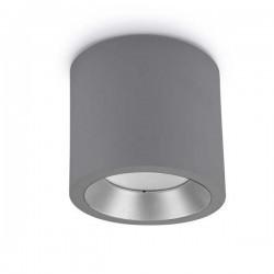 Lampada PLAFON COSMOS 1 x LED CREE 23W  GRIS Leds C4