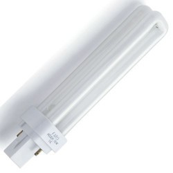 Lampadina basso consumo G24d PL 18W 15000h 4000K