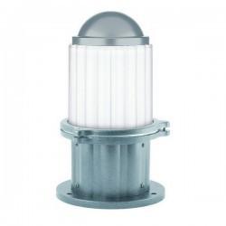Lampioncino da giardino COK IP55 E27 100W 32cm Nero