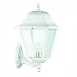 Lanterna da esterno Braccio down ELITE 4 IP43 E27 Trasparente Nero