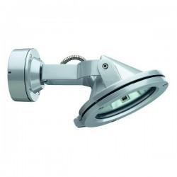 Faro proiettore da esterno EXTRA IP65 150W G12 grigio