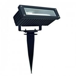 Faro proiettore da esterno GAB IP66 13W G24 d1 Nero