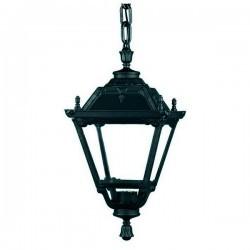 Lampada a sospensione da esterno INDURA MEDIUM 4 IP55 E27 Nero