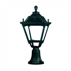 Lampioncino da giardino INDURA MEDIUM 4 IP55 GX53 Nero