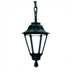 Lampada a sospensione da esterno INDURA MEDIUM 6 IP55 E27 Nero